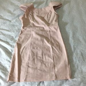 Low Cut Sleeveless Dress